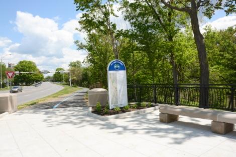 Fall Creek Parkway Trail